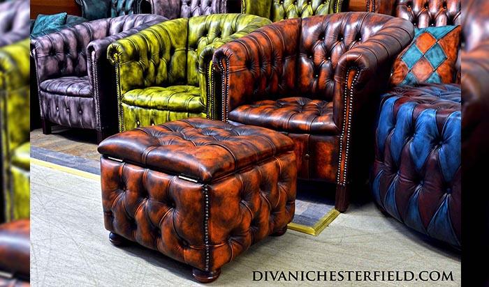 Divani Chesterfield Roma.Divani Chester Poltrone Chesterfield Nuove Vintage Vendita