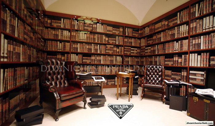 Poltrone divani chesterfield nuovi vintage vendita noleggio for Poltrone ufficio roma