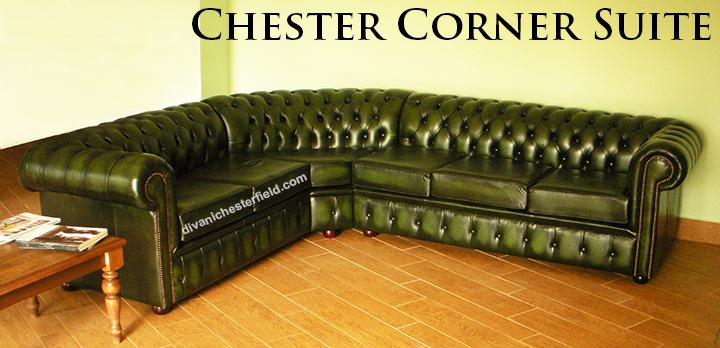 Divano Angolare Chester.Divano Chesterfield Angolare Divano Chester Ad Angolo Su Misura