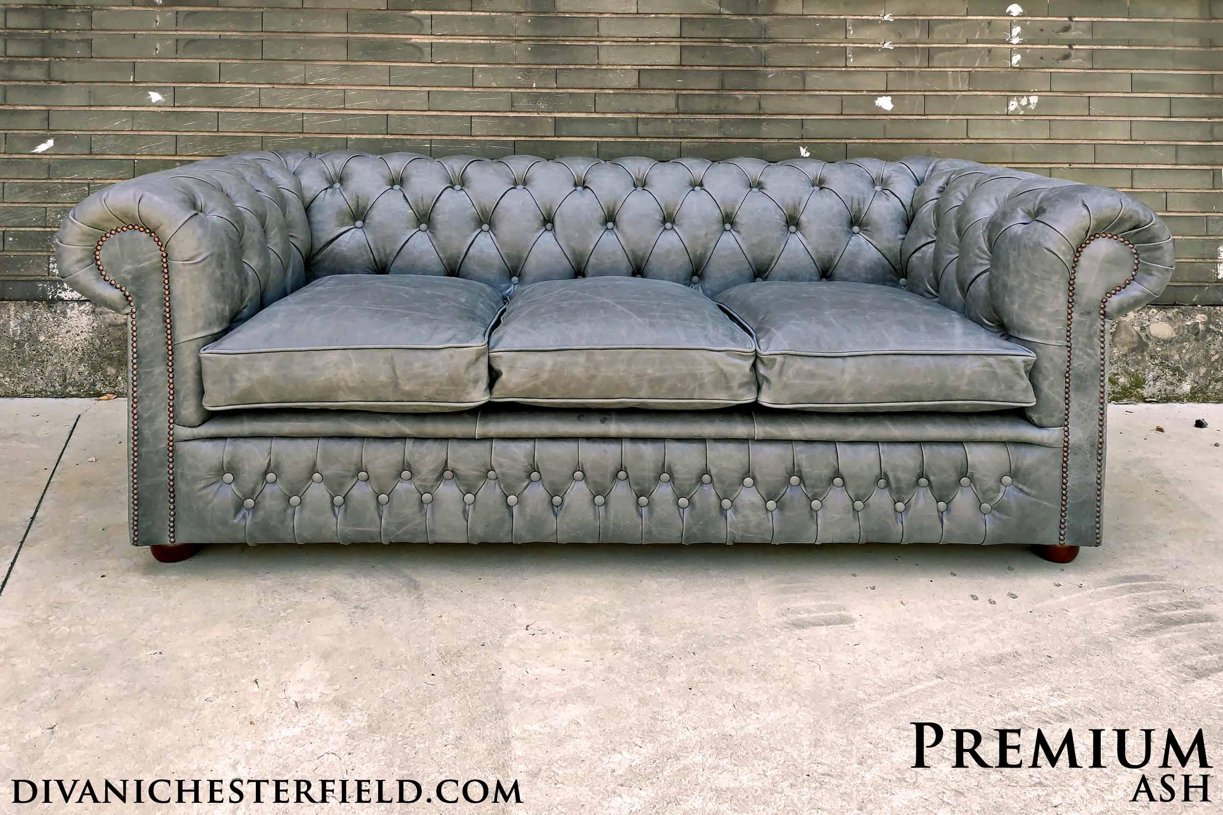 Divano Chesterfield Moderno.Divani Chesterfield Pelle Luxury Heritage Nuovi Inglesi