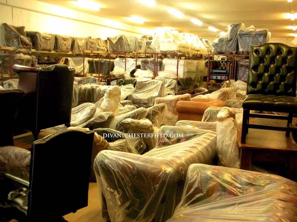 Divano chester poltrona chesterfield milano roma vintage - Vendita divani letto roma ...