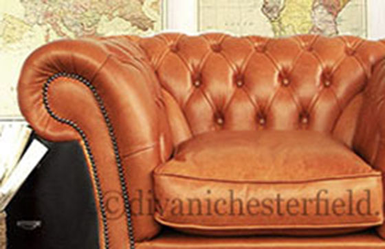 poltrona chesterfield buckingham