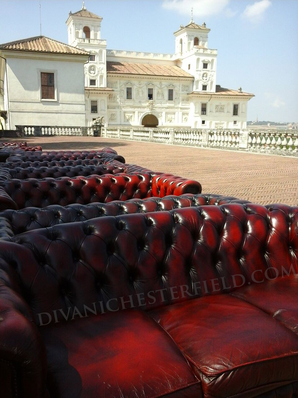 noleggio divani chesterfield affitto poltrone chester