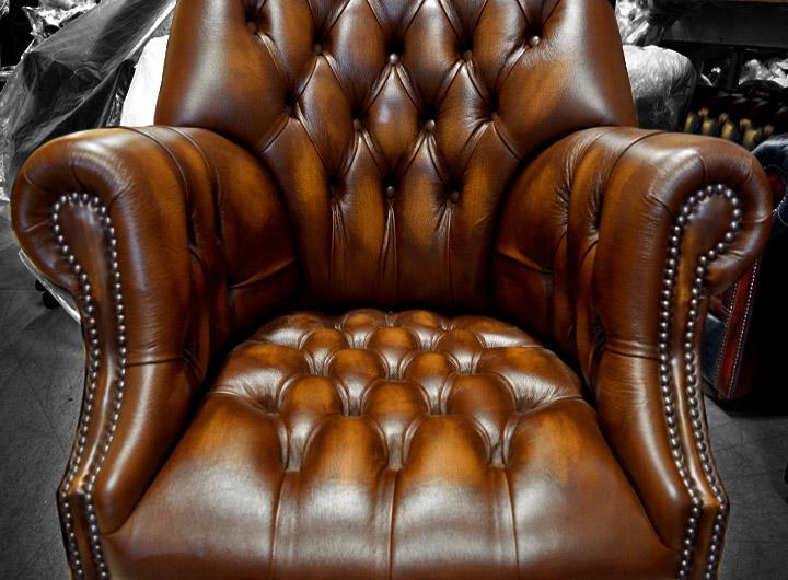 Poltrona Ufficio Pelle Vintage: Sedia da ufficio vintage color ...